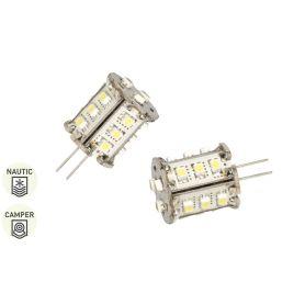 LAMPADINA G4 18 LED  CENTRALE  - CALDA