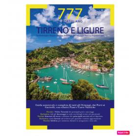 PORTOLANO 777 - MAR LIGURE - MAR TIRRENO