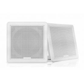 Fusion FM-F77SW altoparlanti da incasso 20cm quadrata bianca