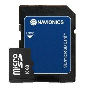 Navionics Plus Small SD-MicroSD
