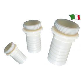 """PORTAGOMMA DIRITTO NYLON   1/2"""" X 13mm"""
