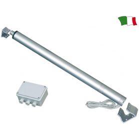 ATTUATORE ELETTRICO 12V  CORSA 480 mm