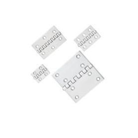 CERNIERA INOX 30x40  - 8049 A