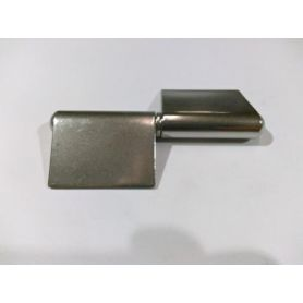 CERNIERA INOX  TIPO G   mm.  60x80   - 8049