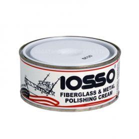 IOSSO FIBERGLASS & METAL POLISH 250 ml