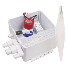 Pozzetto di raccolta scarico doccia RULE 98B - 24V