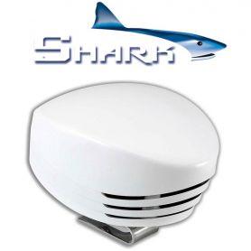 MARCO SHARK tromba singola bianca blister - 12 V
