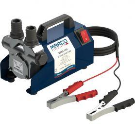 MARCO VP45 Kit batteria con pompa a palette 45 l/min 12v
