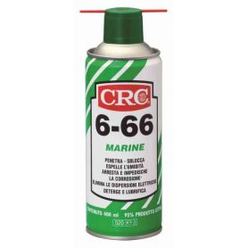 CRC 6-66 MARINE 400ml Multifunzione per ambiente salmastroso