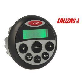Stereo Radio  per barca e lettore mp3 Lalizas mp804