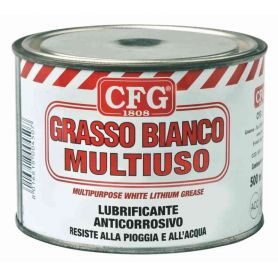 GRASSO BIANCO MULTIUSO - BARATTOLO 500ML