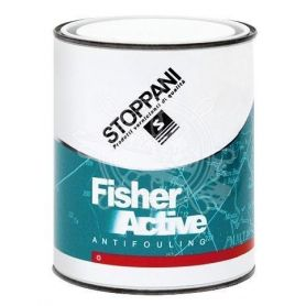 ANTIVEGETATIVA STOPPANI FISHER ACTIVE ROSSO 0,75L