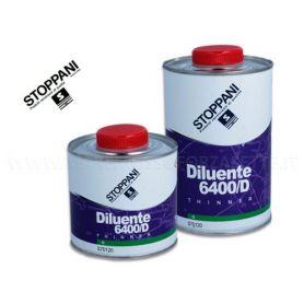 DILUENTE STOPPANI THINNER 6400/D 1L