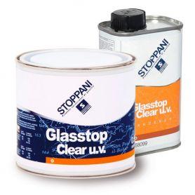 VERNICE STOPPANI GLASSTOP CLEAR U.V. HAND. B   250ml
