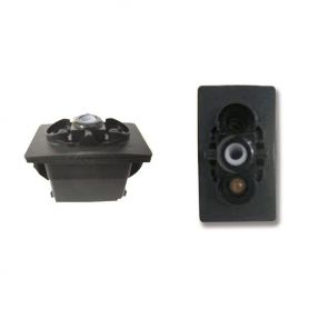 INTERRUTTORI  CARLINGSWITCH (ON ) - OFF - ( ON )  12 V