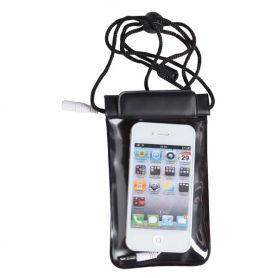 Contenitore stagno per iphone con uscita aux